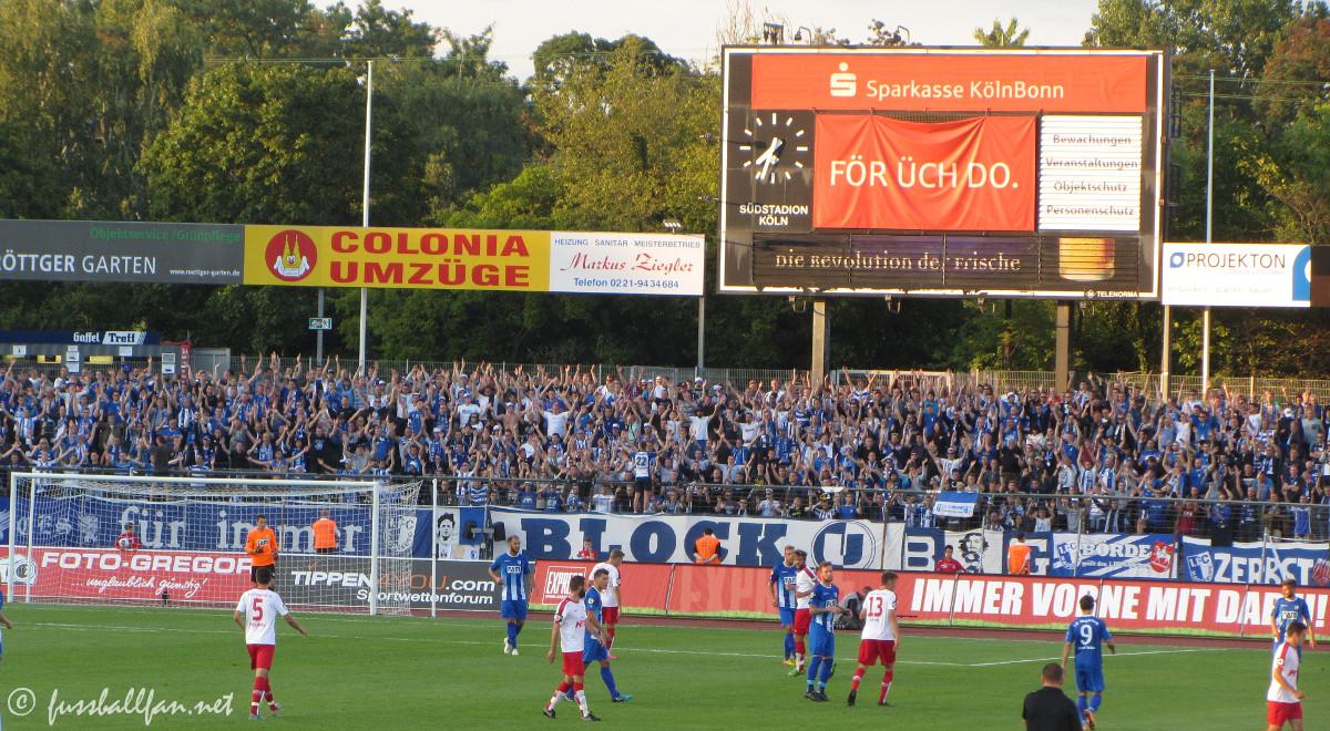 Sc Fortuna Koln  Fc Magdeburg