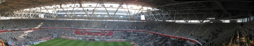 Arena Düsseldorf 21.03.09