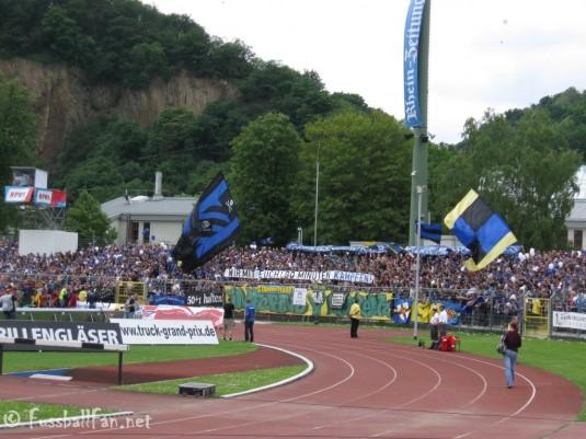TUS Koblenz vs. FC St. Pauli - Wir mit Euch! 90 Minuten Kämpfen!