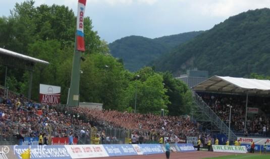 TUS Koblenz vs. FC St. Pauli - Gästeblock