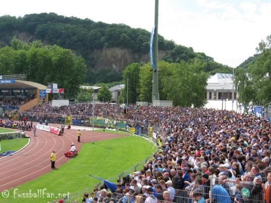 TUS Koblenz - FC St. Pauli Block 1