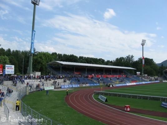 TUS Koblenz - FC St. Pauli Gegengerade