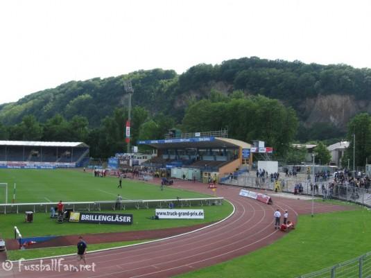 Koblenz Hauptribüne 17.05.09