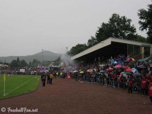 Bonner SC Fans: Bengalo