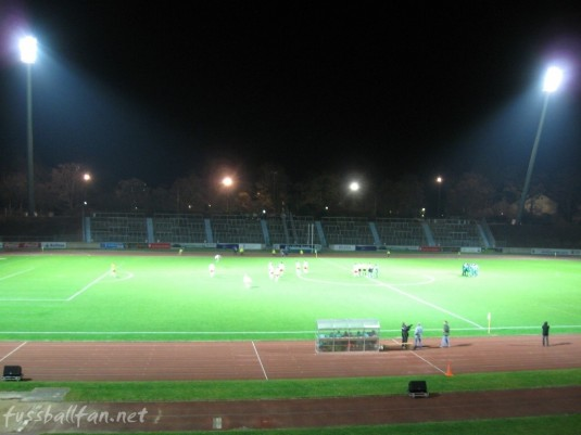 SV Beuel - SC Fortuna Köln 0:7 - 30.11.11 | FVM Pokal 2. Runde